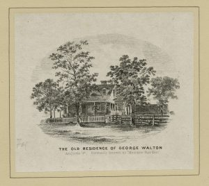 The_old_residence_of_George_Walton,_Augusta_Ga,_formerly_known_as_Meadow_Garden_(NYPL_b13075526-420328)