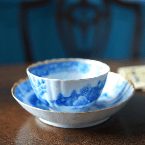 Meadow Garden Tea Cup