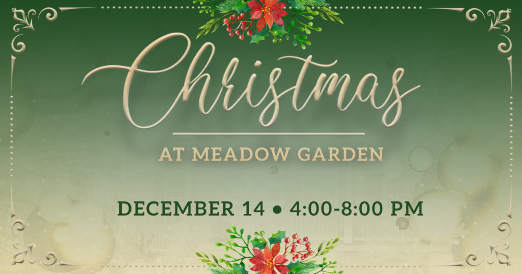 Christmas at Meadow Garden
