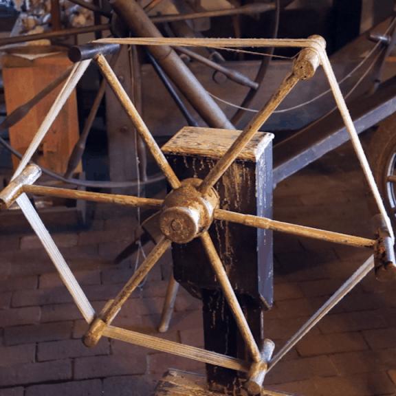 Meadow Garden Warping Wheel