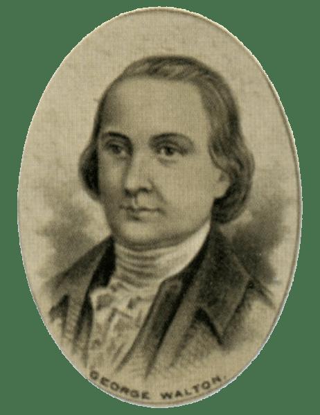George Walton of Meadow Garden