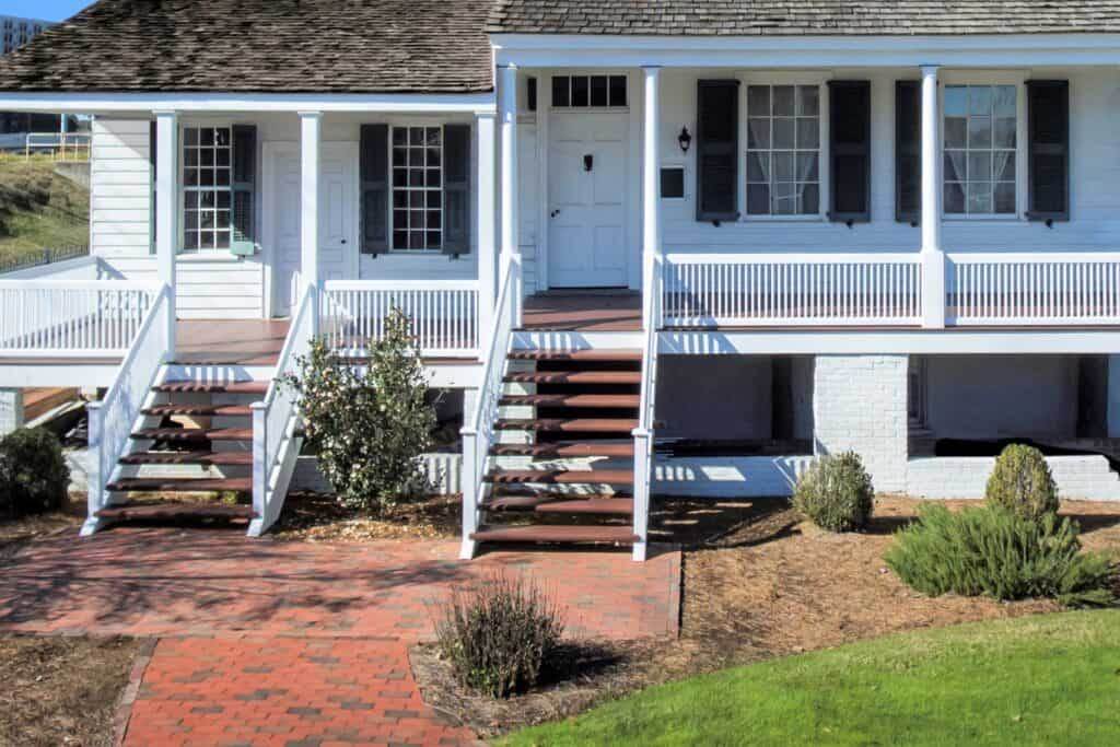 Historic Porch Restoration