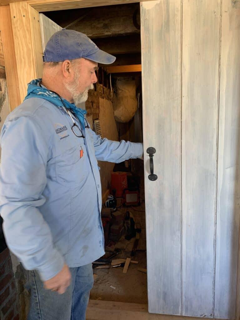 Cellar Door Hardware